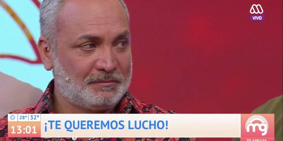 """Entre lágrimas y abrazos Luis Jara se despidió del """"Mucho Gusto"""" y la televisión"""