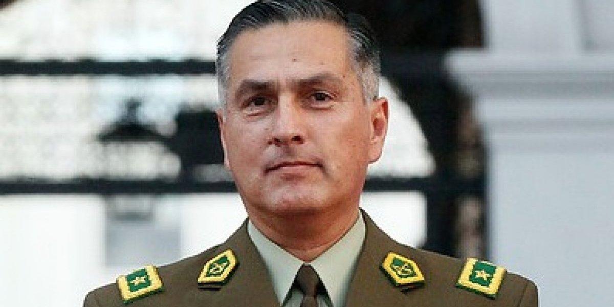 Carabineros de Chile tiene nuevo líder: combate frontal al delito promete el general Rozas Córdova