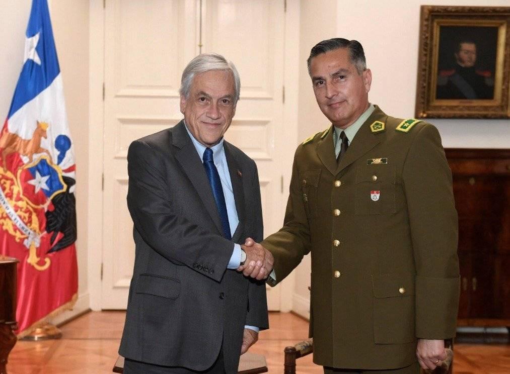 Presidente y nuevo general director