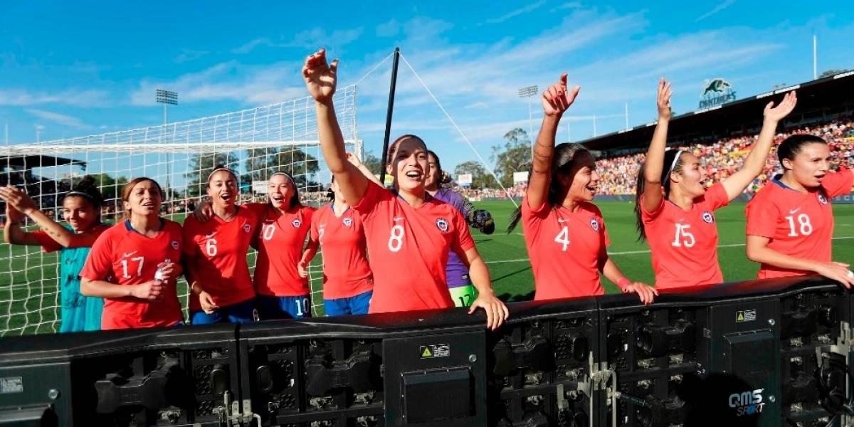 La Roja femenina tendrá amistoso de lujo para preparar el Mundial de Francia 2019