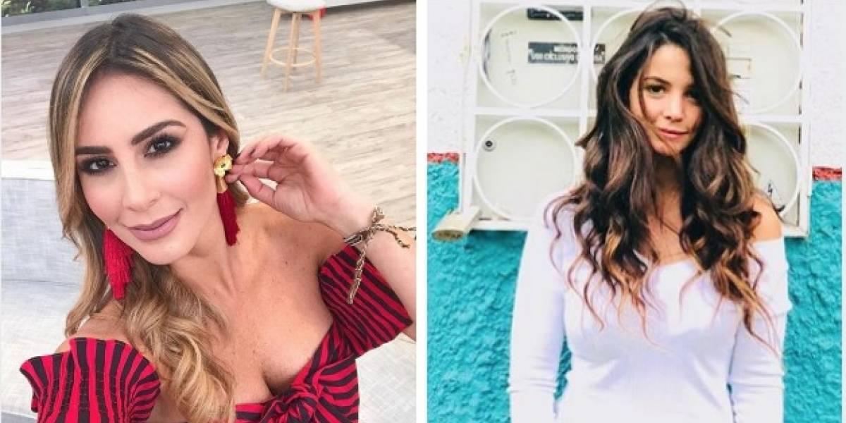 Las fotos de Maleja Restrepo 'entusada' y 'enguayabada' que nadie conocía
