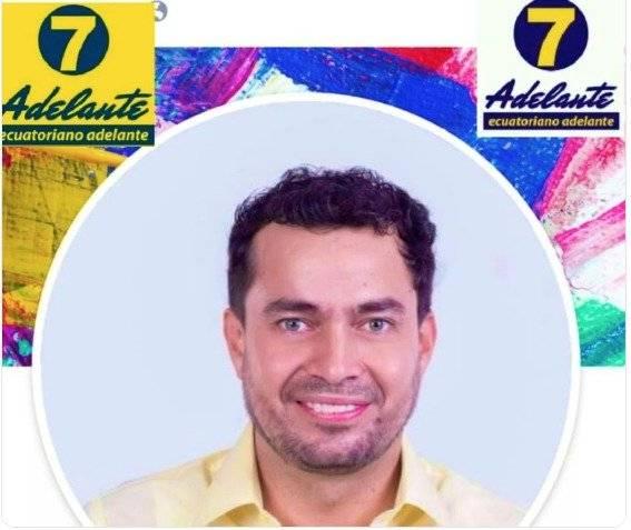 Jaime Iván Kaviedes será concejal para de Santo Domingo