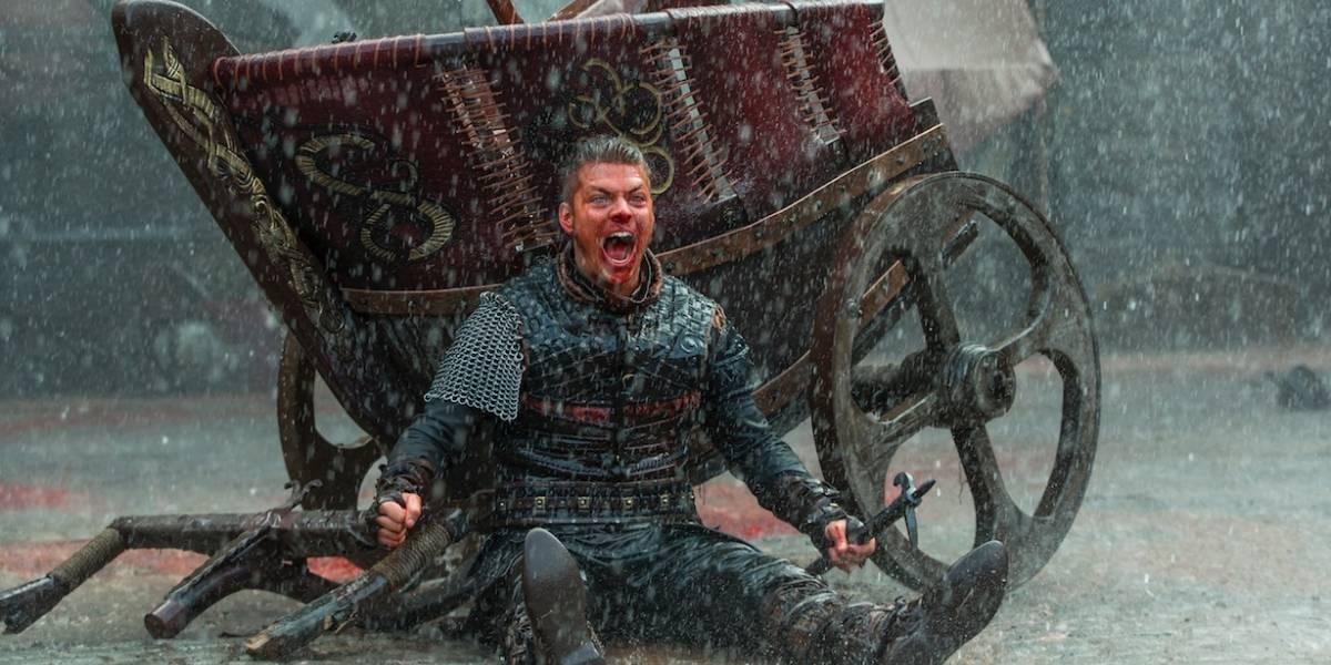 """""""Vikingos"""": Fox Premium emitirá una maratón de la serie"""