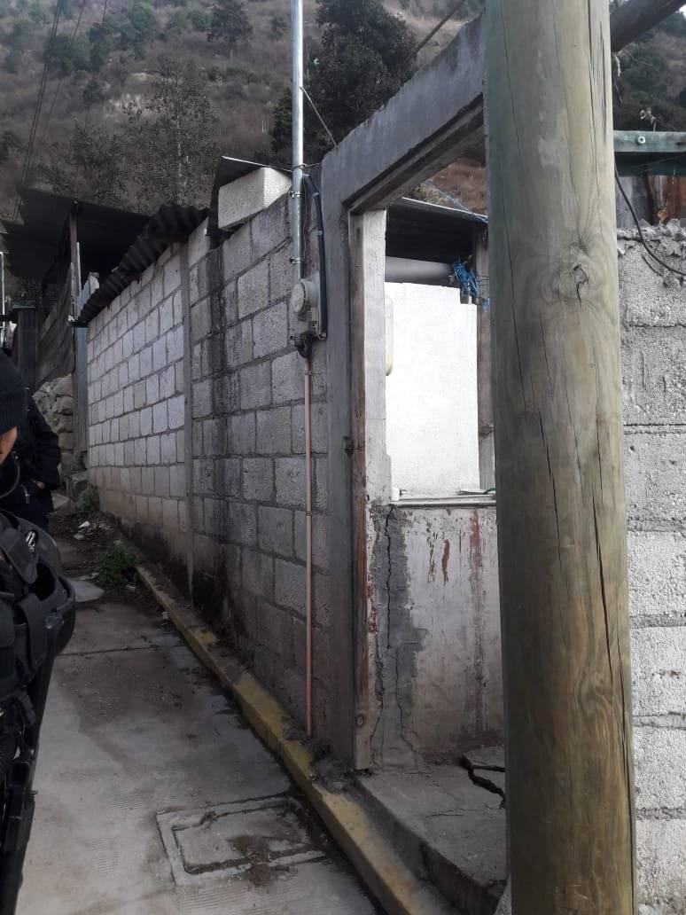 capturado en Quetzaltenango por trata de personas