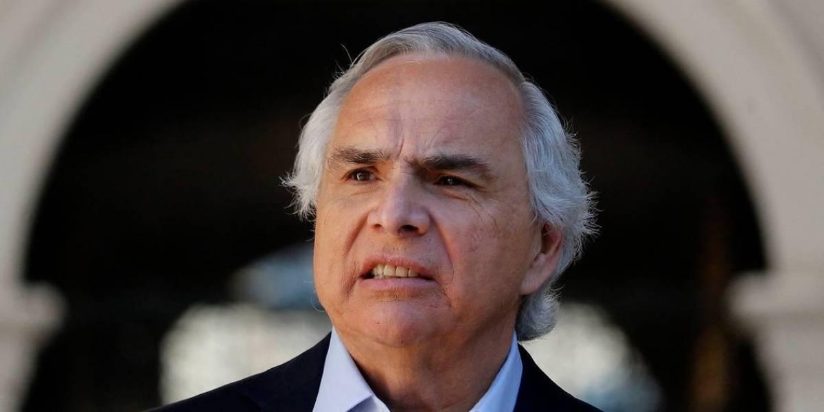 """Presidente del Senado cita a Chadwick a explicar decreto para sacar a Hermes Soto de Carabineros y recalca que Congreso """"no es un buzón"""""""