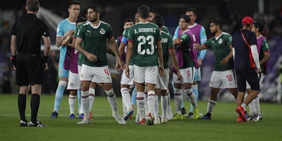 Jugadores de Chivas prometen salir del bache