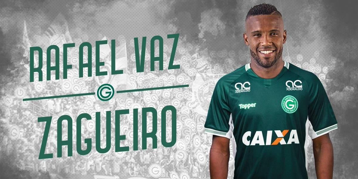 Rafael Vaz deja la U con polémica y ficha por el recién ascendido Goias de Brasil