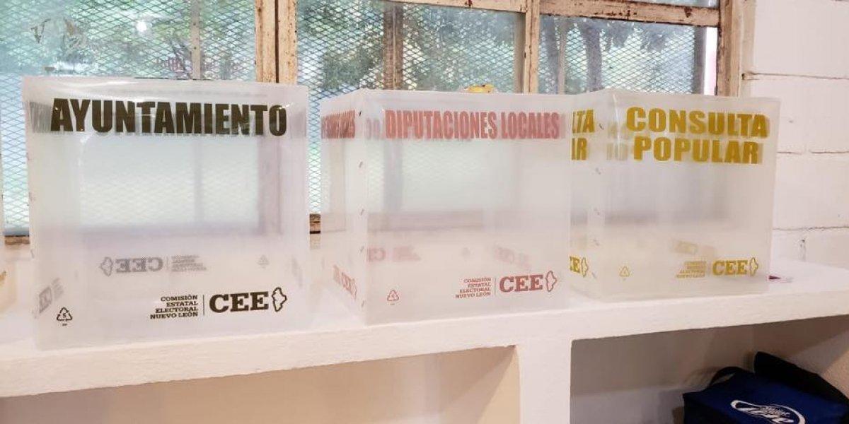 ¿Cómo localizo mi casilla para votar en Monterrey?