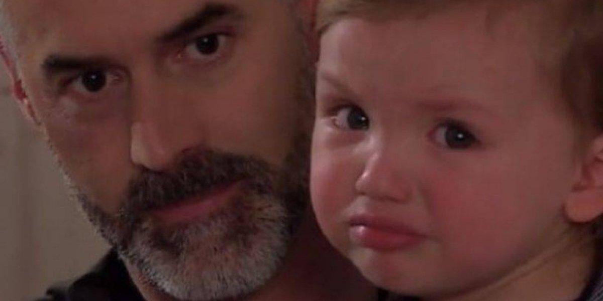 """Mamá de """"Tomasito"""" de """"Verdades Ocultas"""" responde a críticas respecto a posibles traumas de su hijo"""