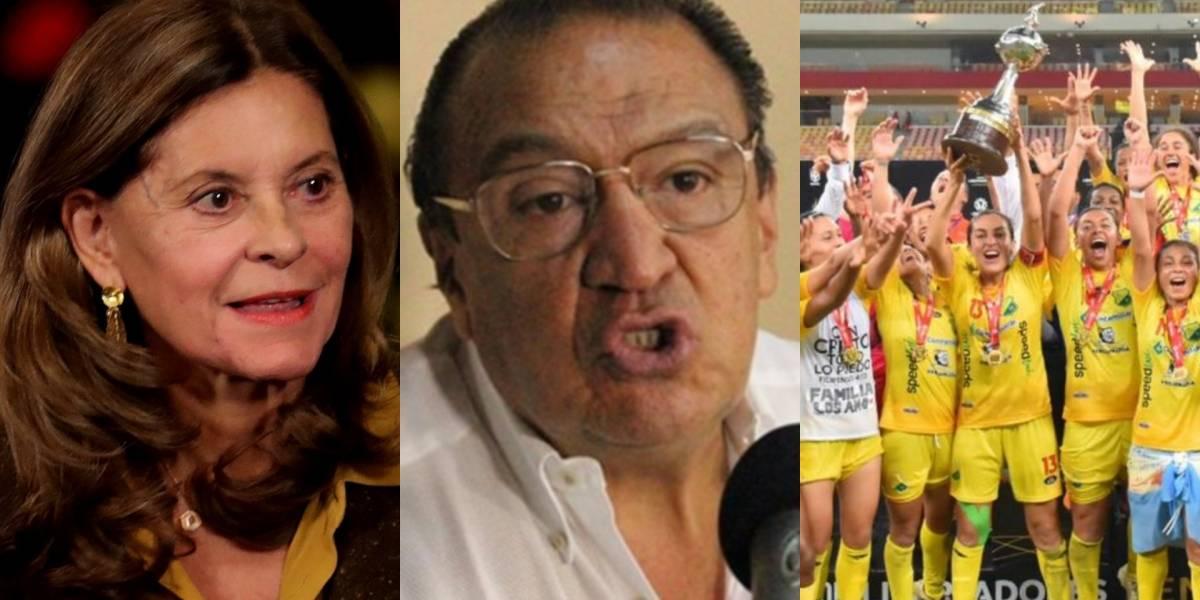 Gobierno demandará a Gabriel Camargo por haber insultado a las mujeres