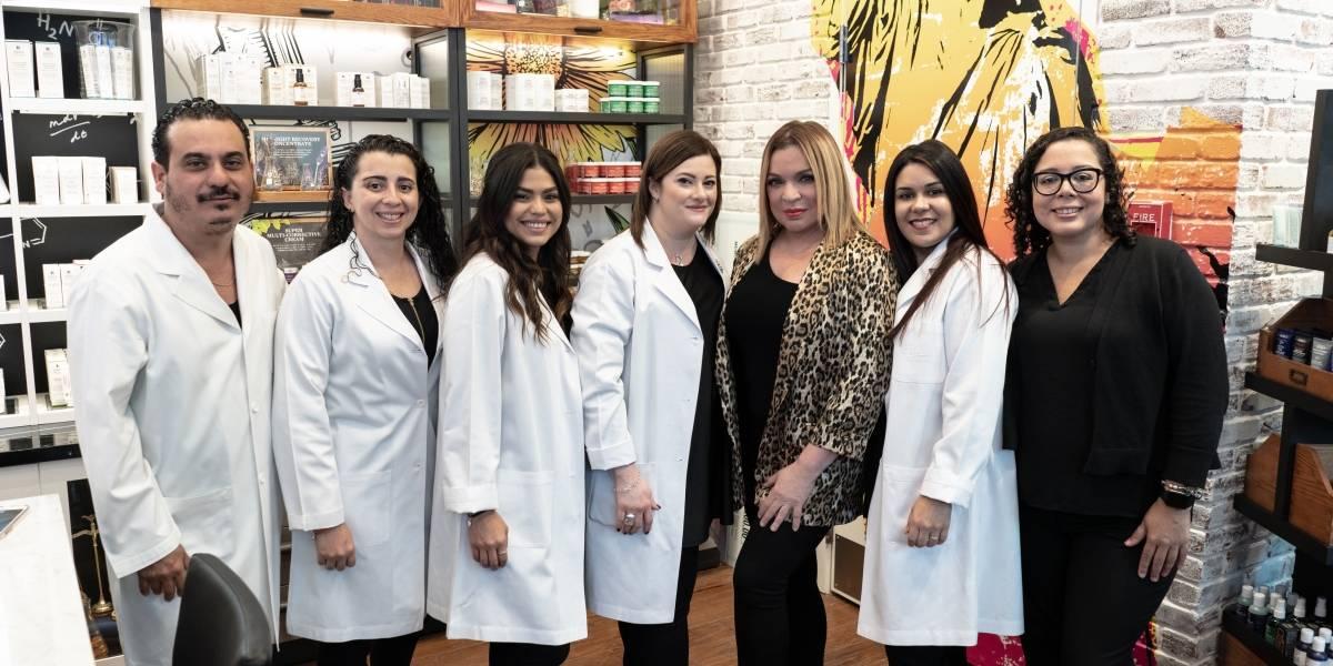 Ednita Nazario inaugura tienda en Ponce