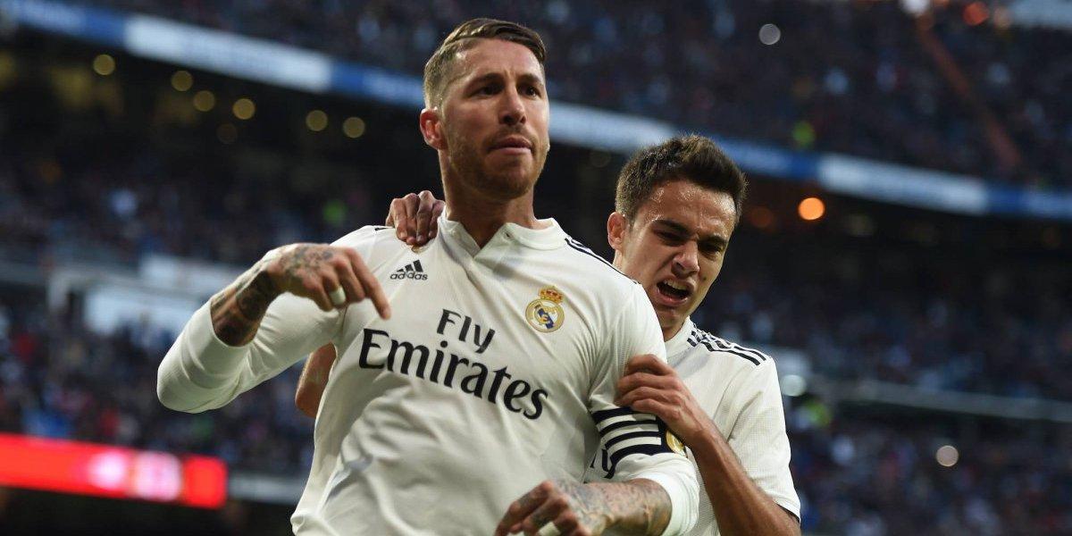 'Llevamos cinco años sin 'Mou' y hemos ganado todo': Ramos