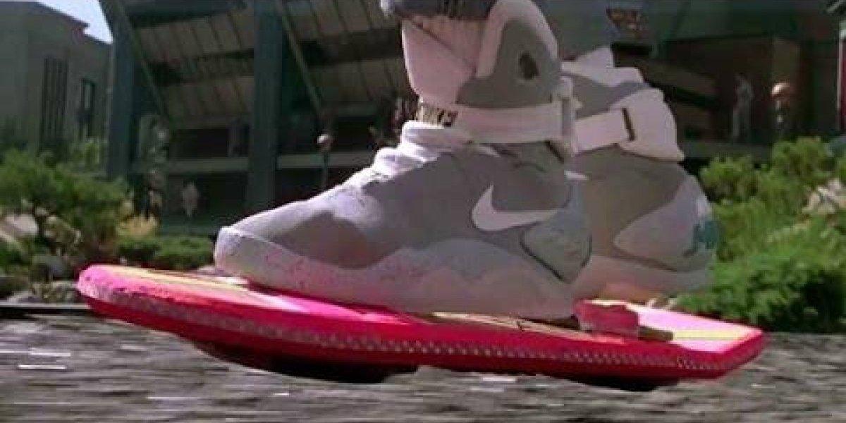 Nuevas zapatillas inspiradas en Volver al futuro llegarán en 2019