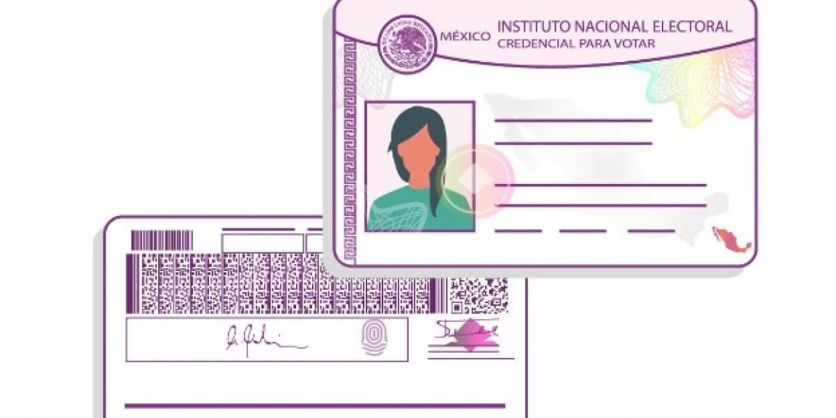 México: Así será la nueva credencial del INE con tecnología anti falsificaciones