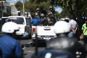 La SAAS se encarga de la seguridad del presidente Jimmy Morales, entre otros aspectos.
