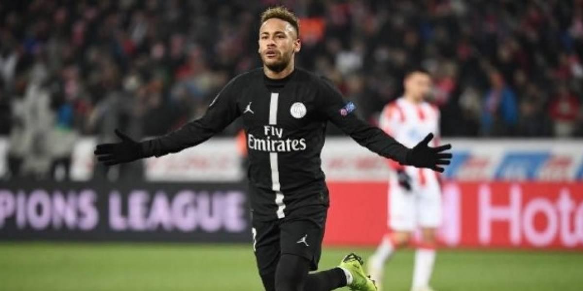 Neymar se hizo un drástico cambio de look y las redes estallan con memes
