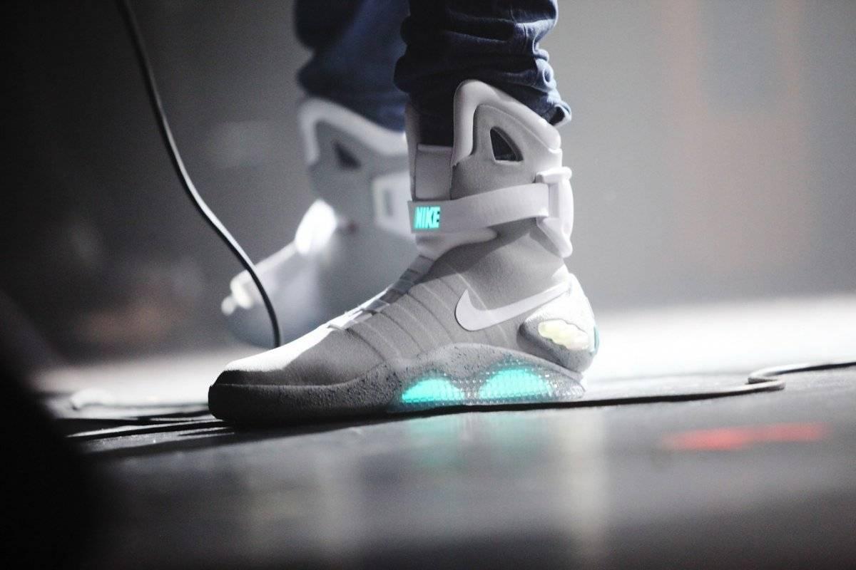 Ahora sí Nike lanzará nuevos tenis de Back to the Future a precio módico