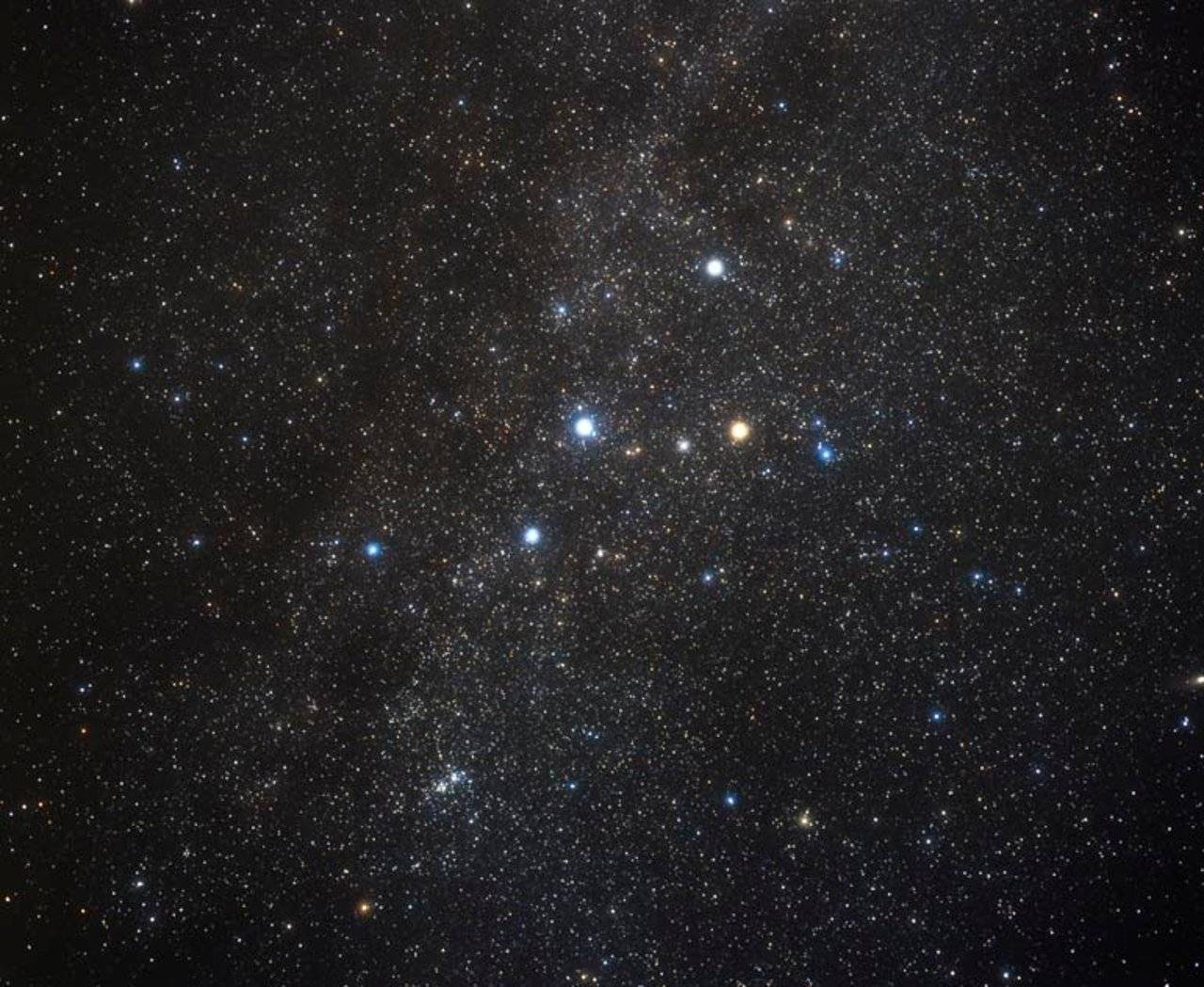 Científicos descubren un planeta hecho de rubíes y zafiros a tan solo 21 años luz de distancia