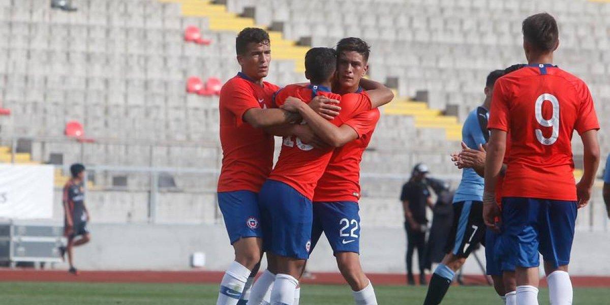 Comienza el sueño: La selección chilena sub 20 oficializó su nómina para el Sudamericano 2019