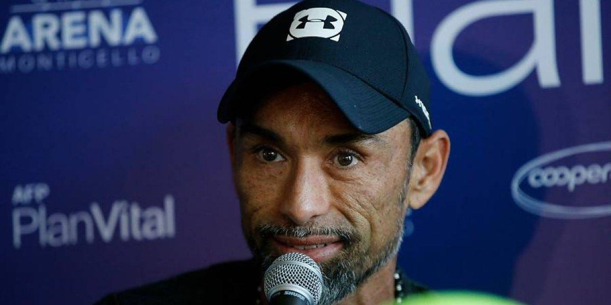 El Chino Ríos no jugará el Challenger de Columbus y se esfumó su retorno al tenis