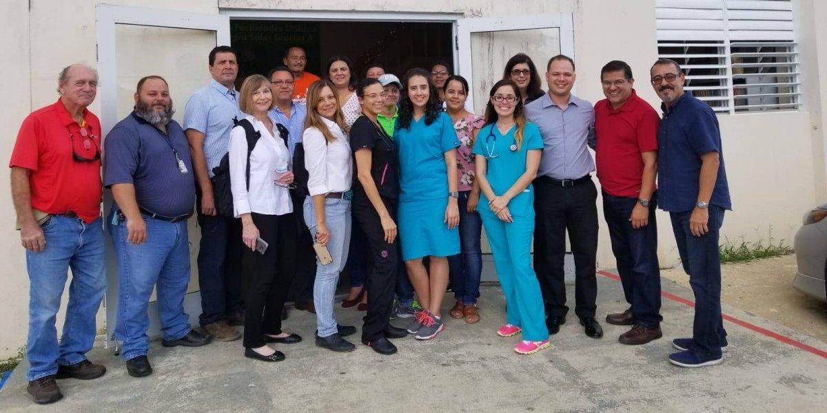 Catedráticos de Ciencias Médicas lideran innovador proyecto salubrista en Utuado, Jayuya y Ciales
