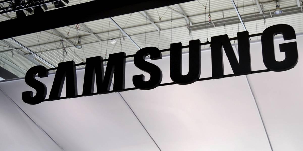 Samsung patentó un extraño celular con pantalla deslizante