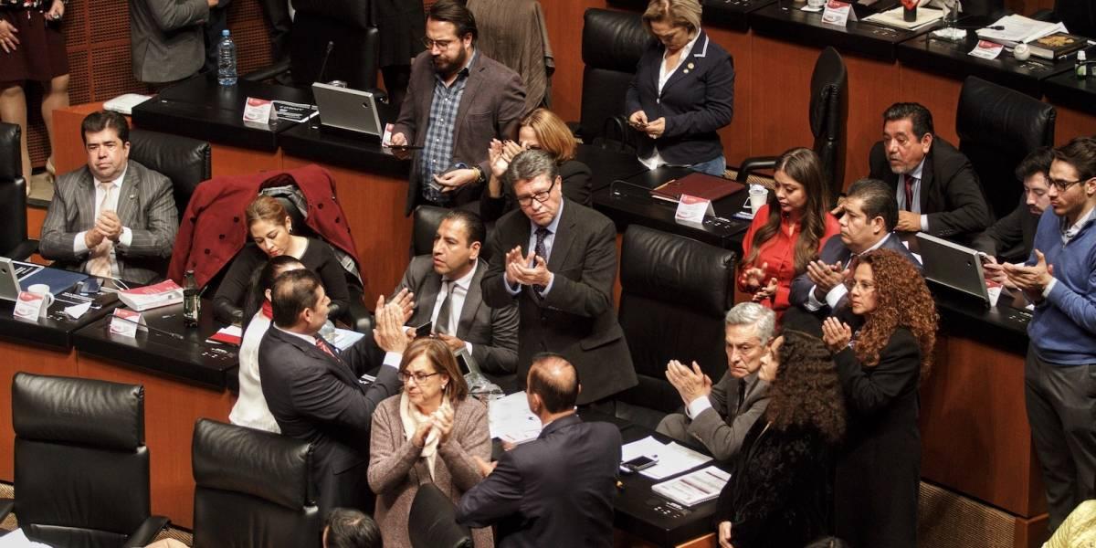 Senado remite sin cambios la Ley de Ingresos 2019 al Ejecutivo