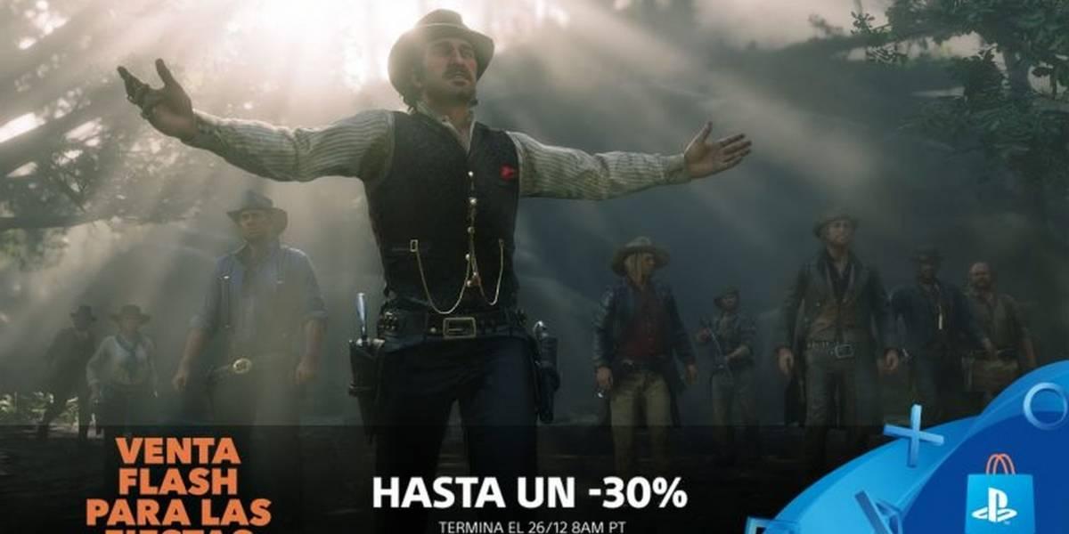 PlayStation Store tiene la Venta Flash para las Fiestas con hasta 30% en diversos juegos