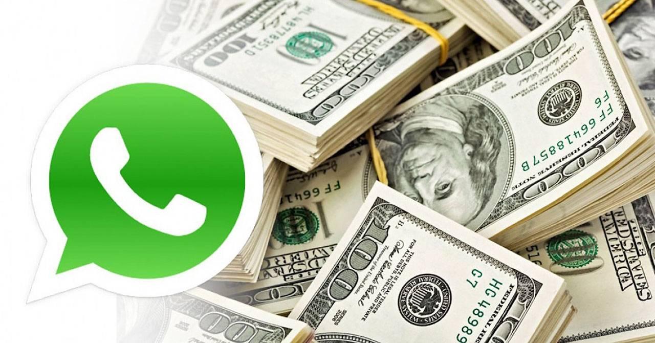 ¡Pagos en Whatsapp! Facebook está desarrollando una criptomoneda propia para la aplicación