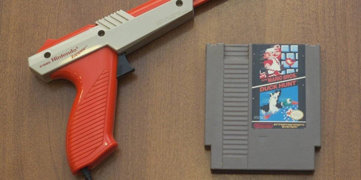 Logra atracar un banco empuñando una pistola de Nintendo