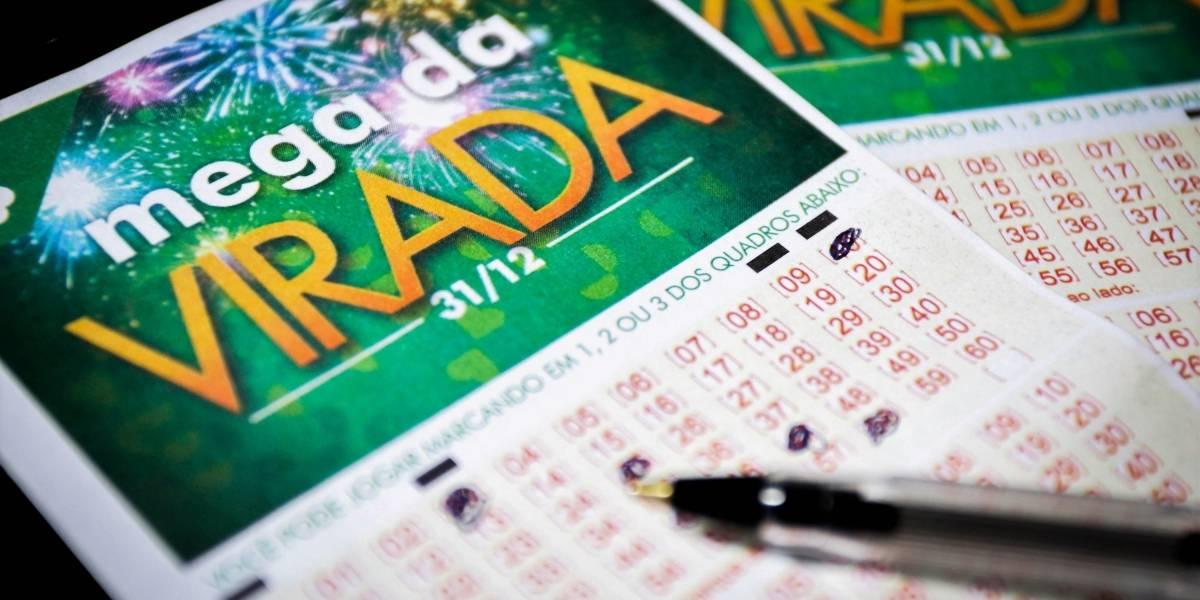 Mega da Virada: prêmio de R$ 300 milhões será sorteado dia 31