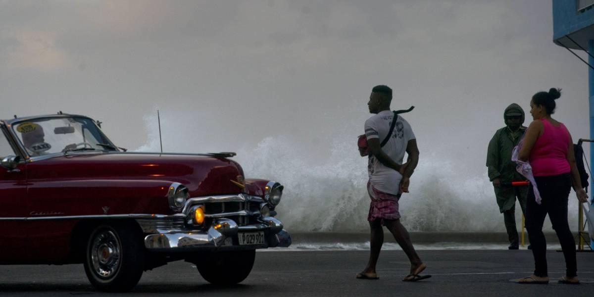 Cuba padece las peores inundaciones en el año