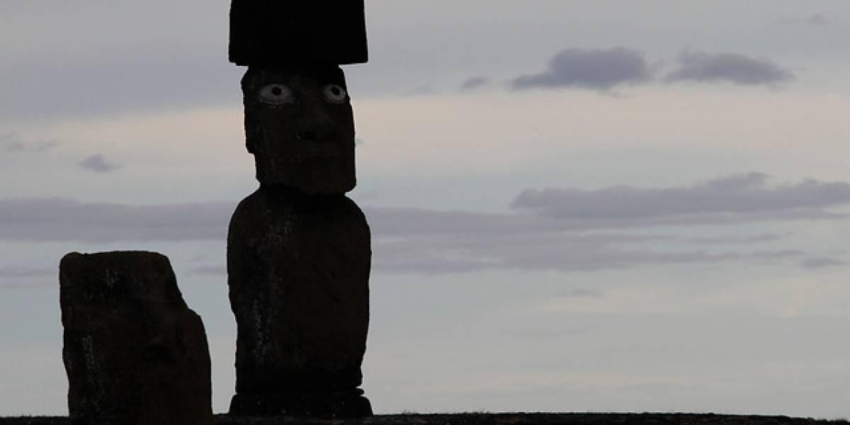"""Alcalde de Isla de Pascua y recuperación del moai que está en Inglaterra: """"Hay que demostrar que somos los dueños, y para eso se requiere un juicio"""""""