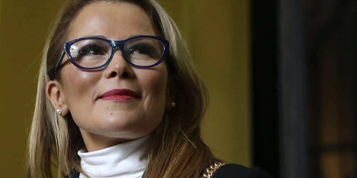 Predicciones 2019: Cathy Barriga llegaría al Congreso