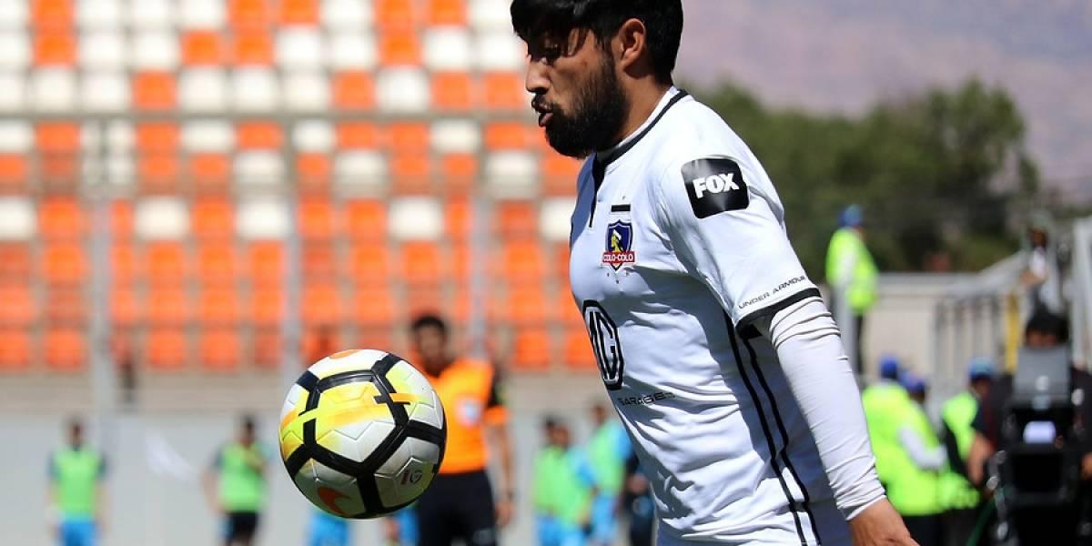 Nicolás Maturana es el primer refuerzo de U. de Concepción tras ser desechado por Colo Colo