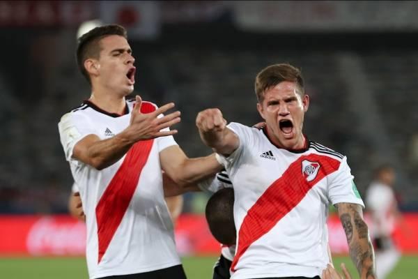 Video de los goles de Kashima Antlers VS River Plate