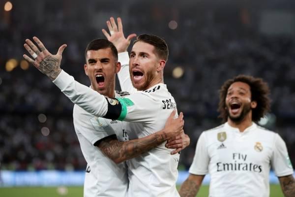 Video de los goles de Real Madrid VS Al Ain