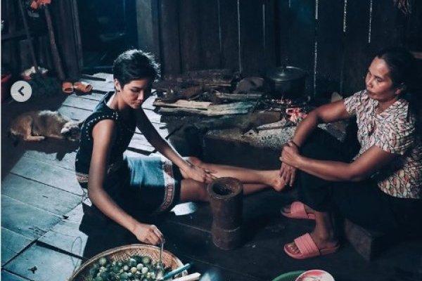 Miss Vietnam cumple su promesa y donó su premio del Miss Universo 2018