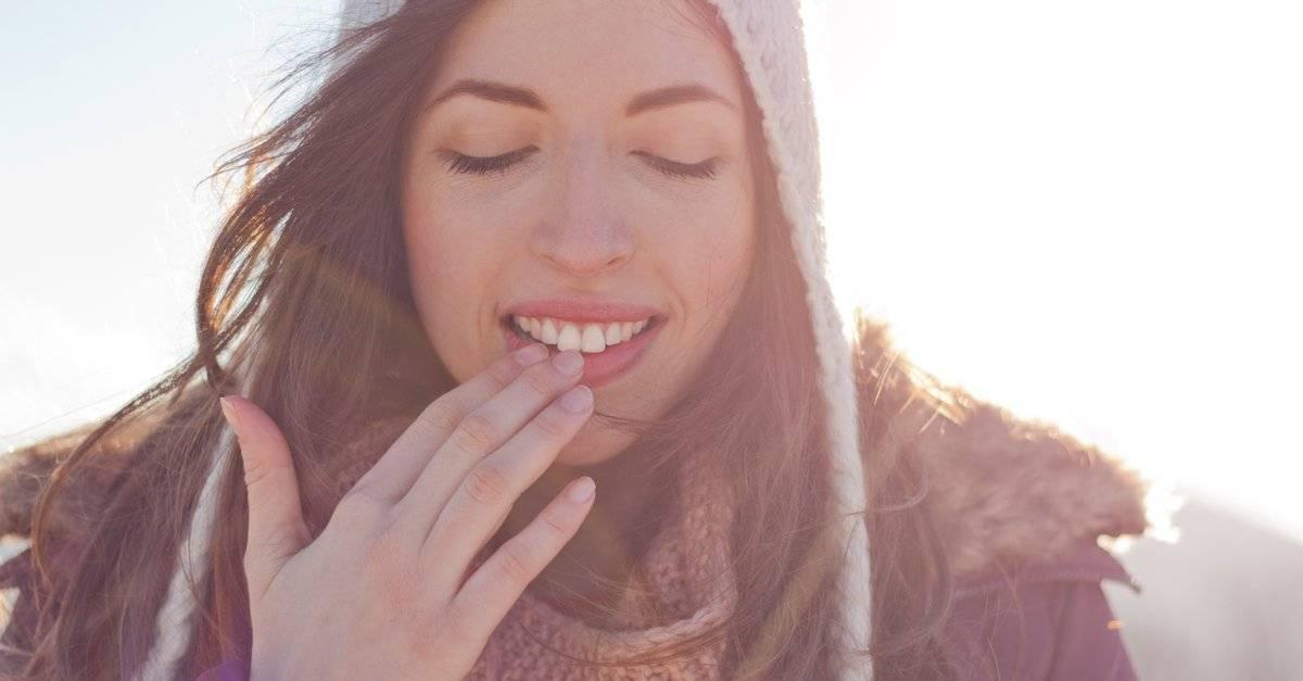 Consejos salud de los labios durante el frío