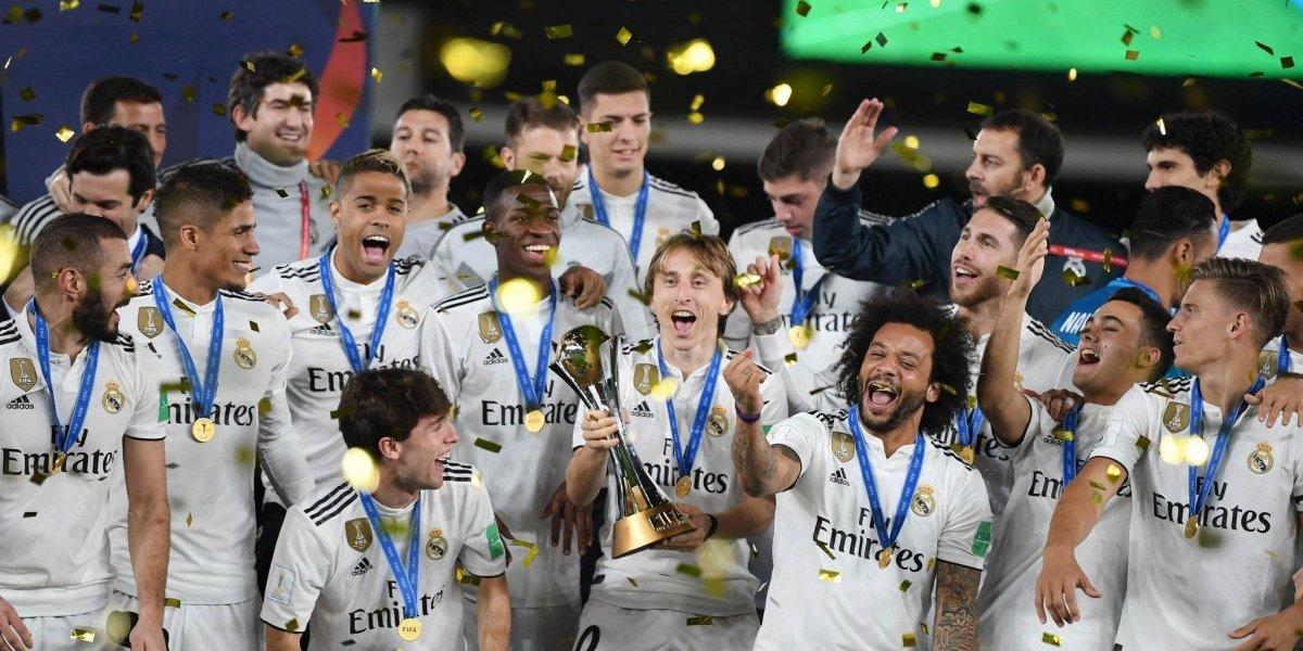 Real Madrid, tricampeón del Mundial de Clubes