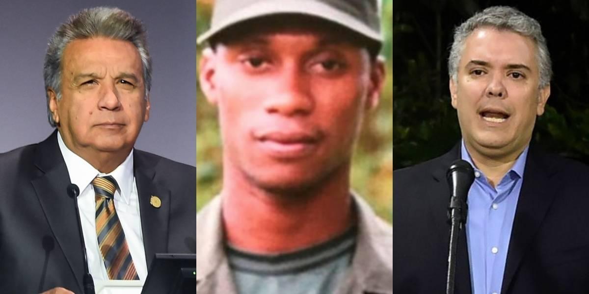 Colombia confirma muerte de alias