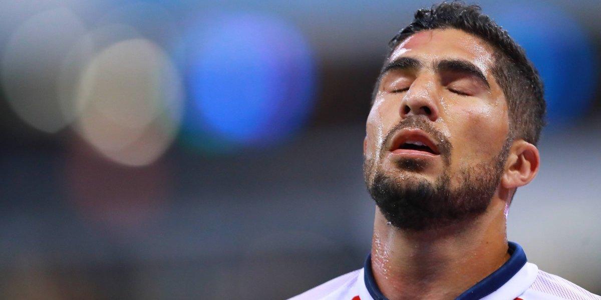 Pereira protagoniza conato de bronca con aficionado en Mundial de Clubes