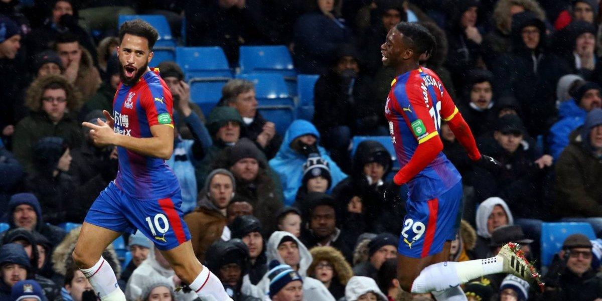 VIDEO: Golazo de Crystal Palace le da la vuelta al mundo