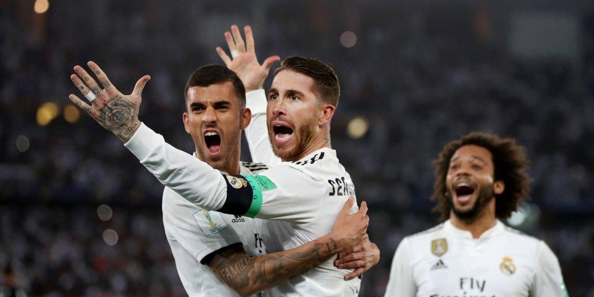 Real Madrid se consagra campeón del Mundial de Clubes