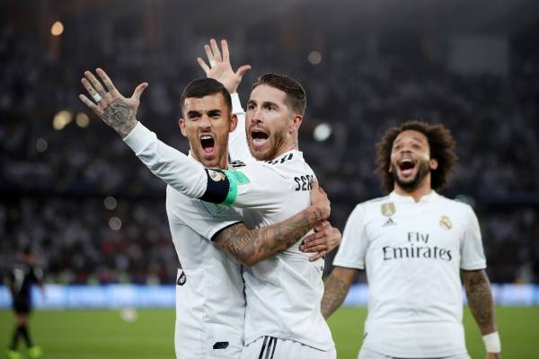 Real Madrid campeão mundial