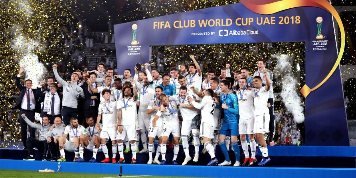 Real Madrid ni se despeinó para conquistar su tercer Mundial de Clubes consecutivo