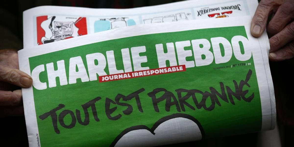 Arrestan a sospechoso de idear masacre en revista Charlie Hebdo