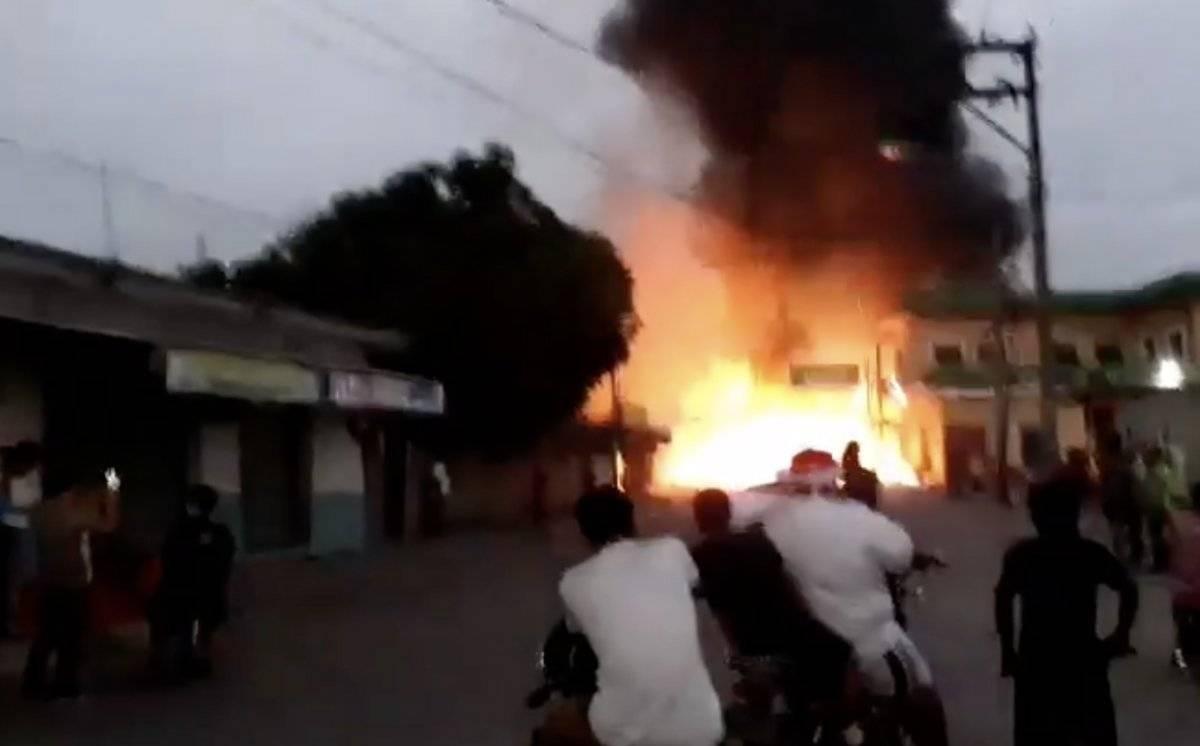 Foto: Cruz Roja Guatemalteca