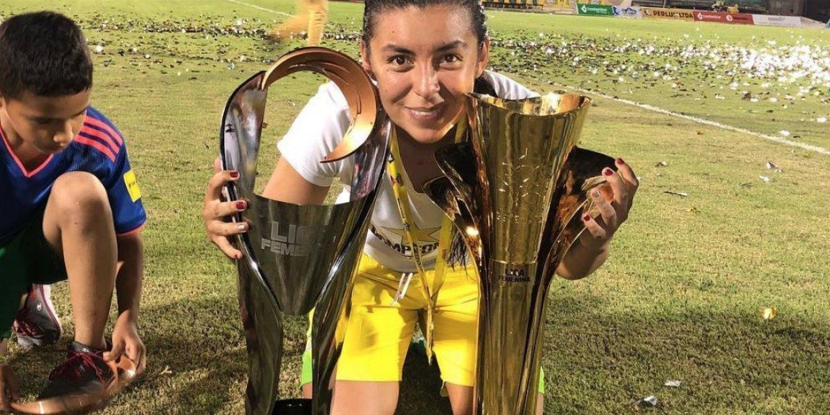 Campeona de Libertadores responde a directivo que insultó al futbol femenil