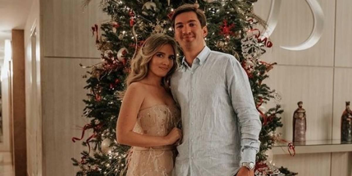 Se casa hijo de exgobernador Luis Fortuño